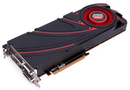Karta graficzna AMD Radeon R9 290 GDDR5 4GB 512 bit